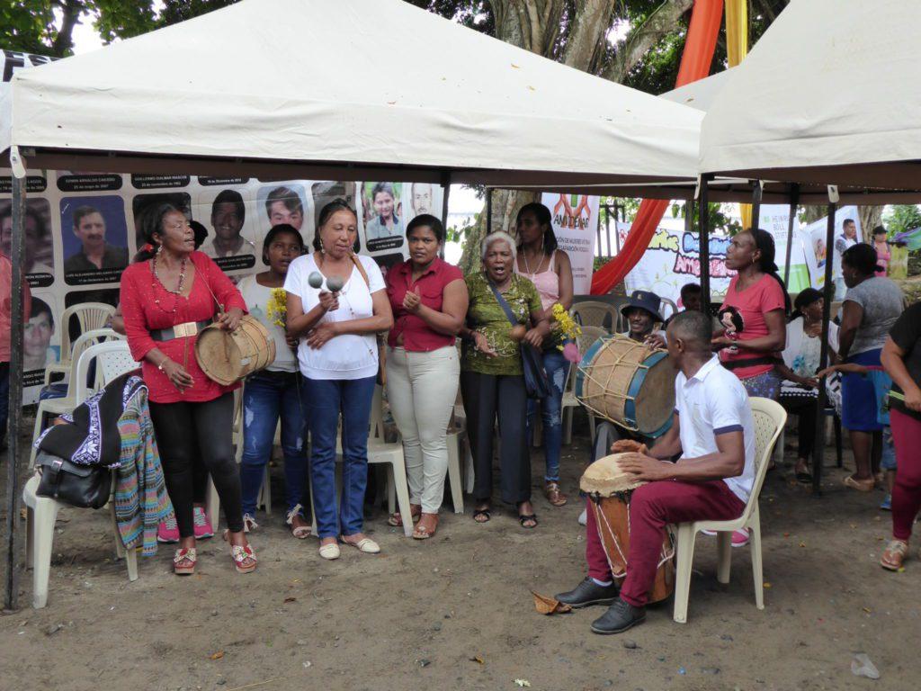 Audiencia desaparecidos Tumaco