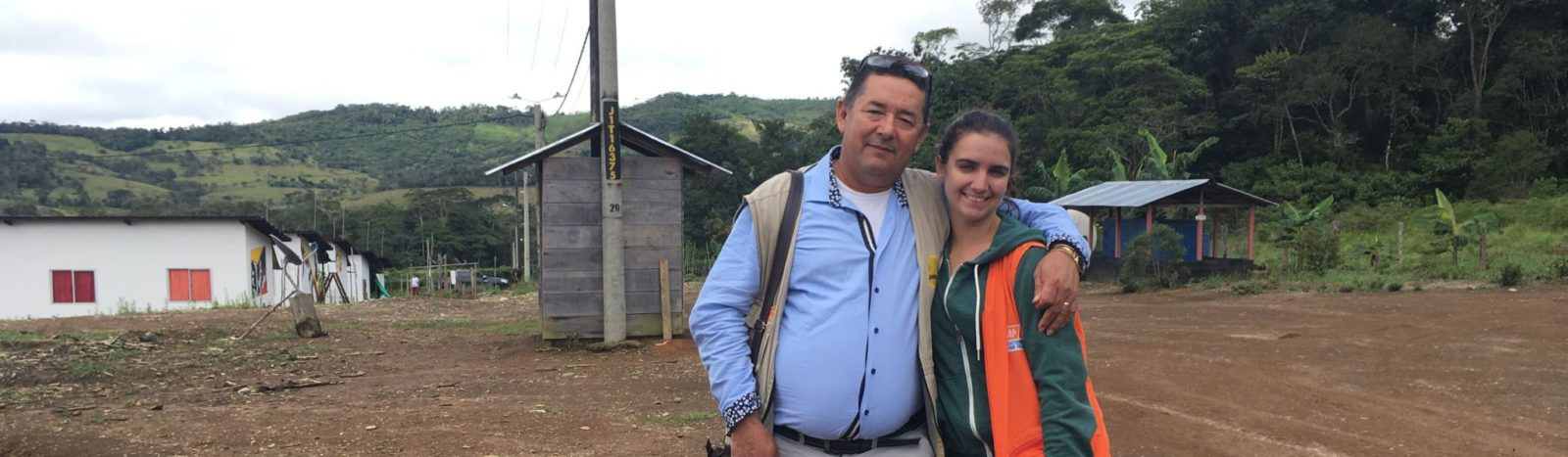 Quince viajes a la Colombia rural